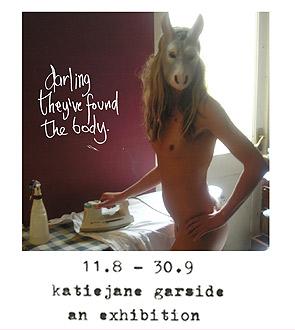 Katie jane garside naked